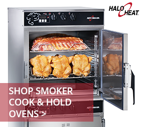 Cook & Hold Smokers