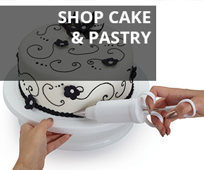 Shop Cake & Pastry By Kitchen Craft