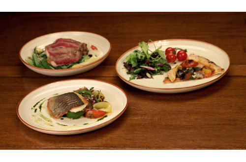 Image of the Artisan tableware collection exclusively available from Lockhart