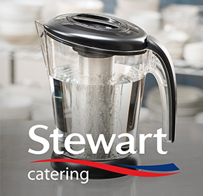 Stewart Catering About