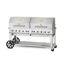 Crown Verity MCB72 Mobile Gas Barbecue 1778x533mm
