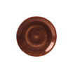Craft Coupe Plate 15.25cm Terracotta
