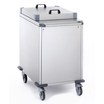 Self-Levelling Tray Dispenser Trolley - 560x400mm