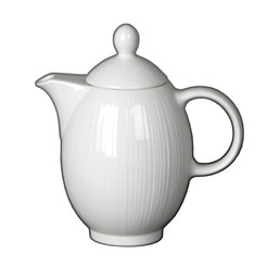 Spyro Coffee Pot White 60cl