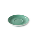 Acme Green 155mm Circular Latte Saucer