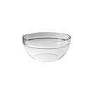 Plain Bowl 1.1ltr Toughened & Stackable