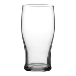 Tulip Beer/Lager Glass 10 CE Stamped Toughened