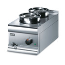 Silverlink 600 Wet Well Bain Marie 2 Containers