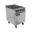 Falcon Dominator Plus Gas Range 4 Burner