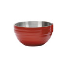 Red Round Insulated Serving Bowl 9.6 Litre