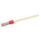 Pastry Brush Round Wooden Handle 25mm