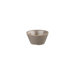 Stonecast Peppercorn Grey Sauce Dish 3oz 9cl