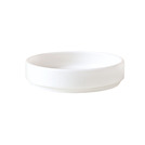 Monaco Trays White Stackable 7.5cm