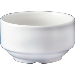 Whiteware Unhandled Soup Cup 40cl