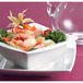 Energy Bowl Square White 26.7 x 26.7cm 1.19ltr