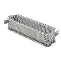 Geo Forme Folding Pate Mould Perforated 24cm