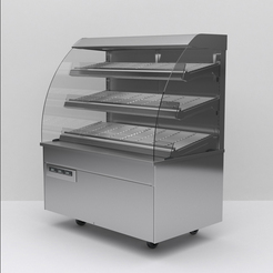 Vision Aire Heated Self Service Merchandiser 1200mm