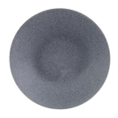 Kernow Coupe Plate 27.5cm Grey
