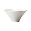 Monaco Axis Bowl White 20cm