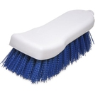 Cutting Board Brush 6in Blue