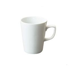 Great White Latte Mug 12oz 34cl