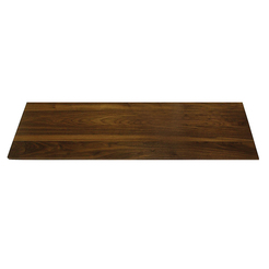 Walnut Wide Surface Rectangle