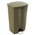 Step-on Bin 87L 50.2X44.7X82.6CM Beige
