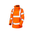 Rosemoor Breathable Ladies Hi-Vis Jacket Orange
