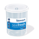 Sealfresh Container Round Snap On Lid 0.37ltr