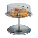 Show N Serve S/Steel Pedestal Cake Stand 330mm dia