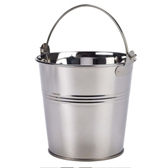 Stainless Steel Serving Bucket 12CM/ 80cl