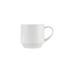 Menu - Beverage Cup White Stackable 21cl