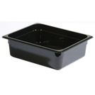 Gastronorm Container Poly 1/2 100mm Black