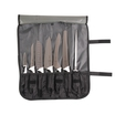 Mercer 7 Piece Knife Roll Set Millenia