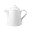 Classic White Beverage Pot 65cl