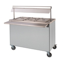 Focus Green 3FBM Mobile Bain Marie Hot Cupboard