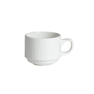 Spyro Cup White Stackable 21.25cl