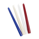Tapered Candle Red 25.4cm