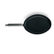 Frying Pan Non-Stick Aluminium 40cm Oval