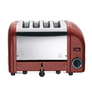 Dualit 40353 4 Slot Vario Toaster - Red