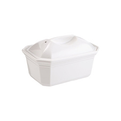 Classic Terrine With Lid 19.5x13.5x12cm 1.1ltr