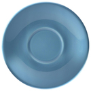 Royal Genware Saucer 12cm Blue