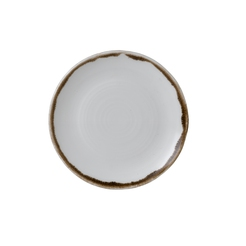 Harvest Natural Coupe Plate 16.4cm