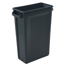 Svelte Bin with Venting Channels 87L, Grey