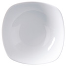 Superwhite Bowl Square 20cm