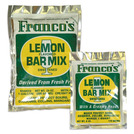 Franco's Bar Mix Lemon 12 x 1 Litre Sachets