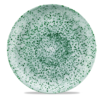 Mineral Green Evolve Coupe Plate 11.25 inch