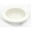 Dignity Bowl Wide Rim White 19.5cm Ceramic