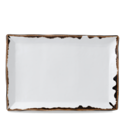 Harvest Natural Large Rectangular Tray