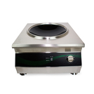 Induced Energy QX-TA-3 1 Zone Induction Wok Cooker
